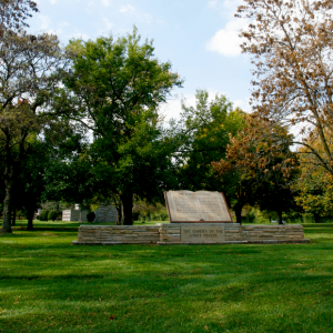 image of lisle cemetery